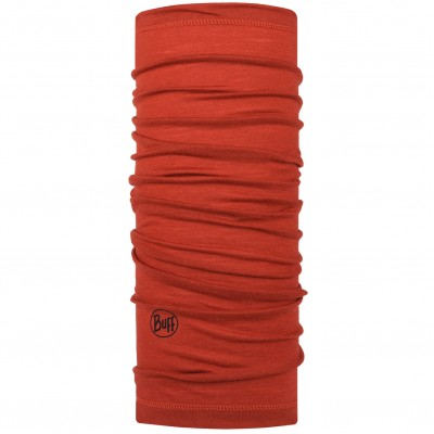 BUFF® Lightweight Merino Wool solid rusty