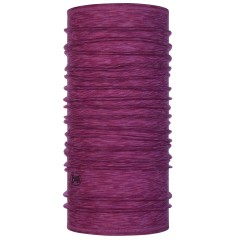 BUFF® Lightweight Merino Wool raspberry multy stripes