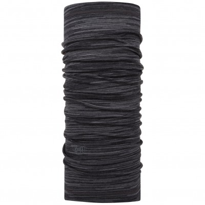 BUFF® Lightweight Merino Wool castlerock grey multi stripes