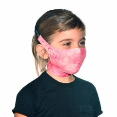 BUFF® Kids Filter Mask Nympha Pink