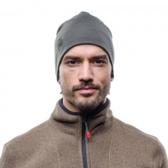 BUFF® Heavyweight Merino Wool Hat Solid black