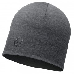 BUFF® Heavyweight Merino Wool Hat Solid grey