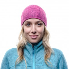 BUFF® Microfiber & Polar Hat boronia pink
