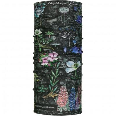 BUFF® Original NatGeo™ artic flowers grey
