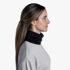 BUFF® Heavyweight Merino Wool Neckwarmer solid black