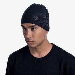 BUFF® Microfiber Reversible Hat r-solid black