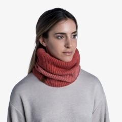 BUFF® Knitted & Polar Neckwarmer MARIN pink