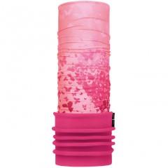 Kids Polar BUFF® butterfly pink (Child)