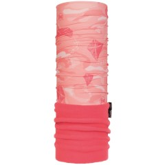 Kids Polar BUFF® kite flamingo pink (Polartec)