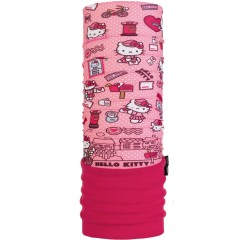 Kids Polar BUFF® Hello Kitty mailing rose (Polartec)
