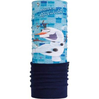 Kids Polar BUFF® Frozen adventure scuba blue