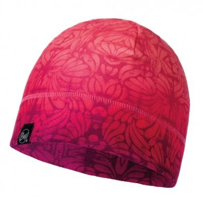 BUFF® Patterned Polar Hat Boronia flamingo pink