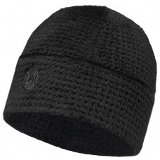 Buff Polar Thermal Hat solid graphite black