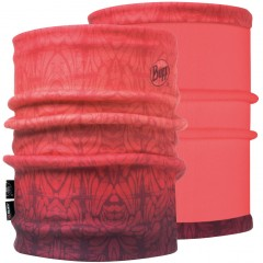 Reversible Polar Neckwarmer BUFF® Boronia flamingo pink (Polartec)
