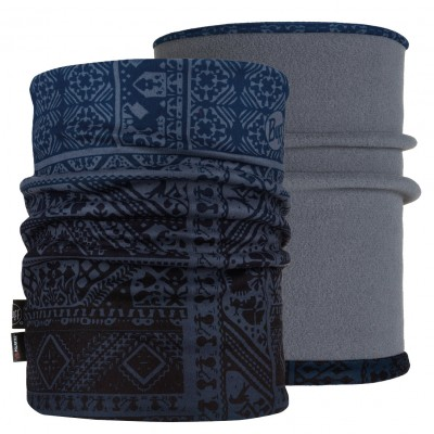 Reversible Polar Neckwarmer BUFF® Eskor perfuse blue