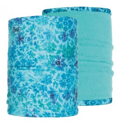 Reversible Polar Neckwarmer BUFF® Firny aqua