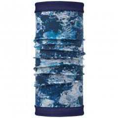 Reversible Polar BUFF® winter garden blue