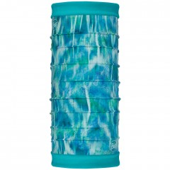Reversible Polar BUFF® shimmer turquoise