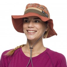 BUFF® Booney Hat NatGeo™ nomad rusty S/M