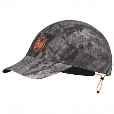 BUFF® Pack Run Cap XL R-City jungle grey