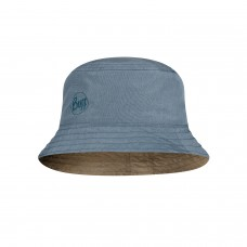 BUFF® Travel Bucket Hat zadok blue-olive S/M