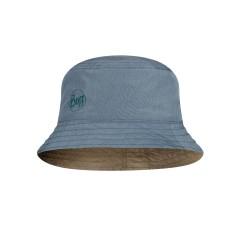 BUFF® Travel Bucket Hat zadok blue-olive S/M