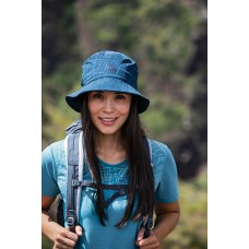 BUFF® Trek Bucket Hat keled blue S/M