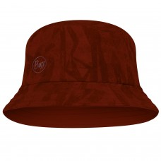BUFF® Trek Bucket Hat açai brick S/M