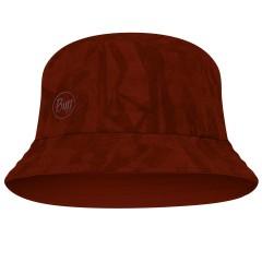 BUFF® Trek Bucket Hat açai brick S/M