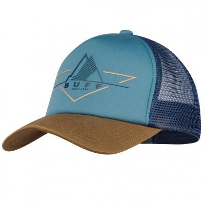 BUFF® Trucker Cap brak stone blue