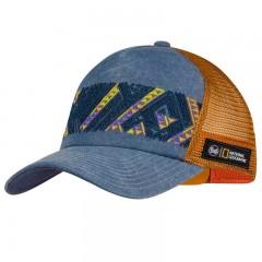 BUFF® Trucker Cap NatGeo™ kangkar multi