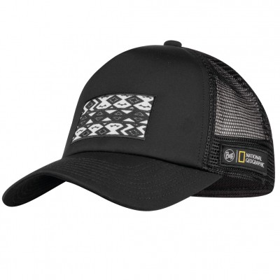 BUFF® Trucker Cap NatGeo™ thabo black