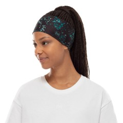 BUFF® CoolNet UV⁺ Headband speckle black