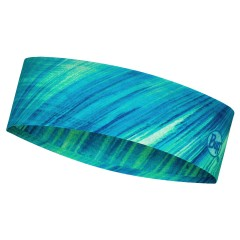 BUFF® CoolNet UV⁺ Slim Headband pixeline lime