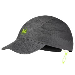 BUFF® Pack Run Cap r-grey htr L/XL