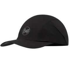 BUFF® Pro Run Cap solid black L/XL