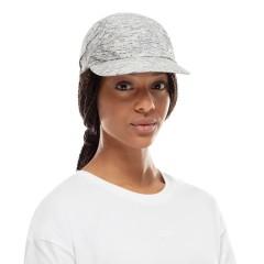 BUFF® Pro Run Cap silver grey htr L/XL