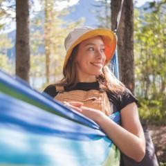 BUFF® Sun Bucket Hat hak ocher L/XL