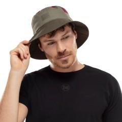 BUFF® Sun Bucket Hat hak khaki L/XL