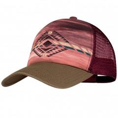 BUFF® Trucker Cap sykora maroon