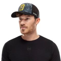 BUFF® Trucker Cap NatGeo™ Howey Black