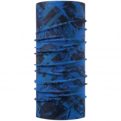 BUFF® ThermoNet mountain top cape blue
